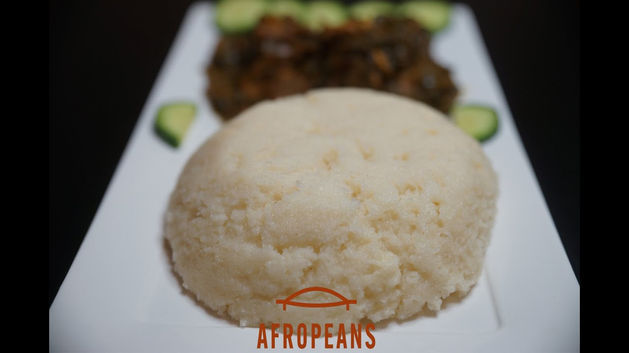 Easy way to prepare Fufu/Sadza/Ugali/Banku