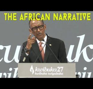President Paul Kagame | Rwanda Will Not Be Pushed Around | Kwibuka 27 Speech In Kigali