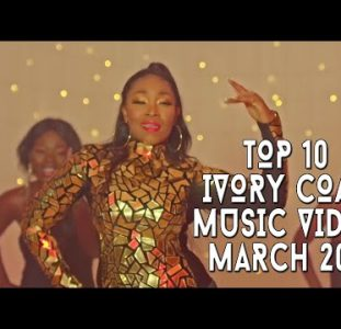 Top 10 New Ivory Coast Music Videos | Cote D'ivoire | March 2021