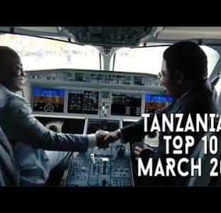 Top 10 New Tanzanian Music Videos | March 2021