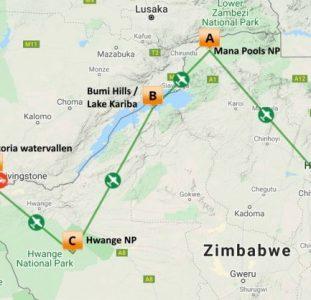 Het beste van Zimbabwe (14 dagen)