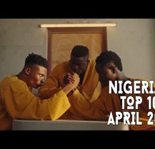 Top 10 New Nigerian music videos | April 2021