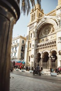 adrian-dascal-Cathedral of Saint Vincent de Paul , Tunis, Tunisia