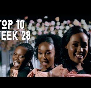 Top 10 New African Music Videos | 11 July – 17 July 2021 | Week 28