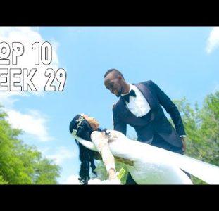 Top 10 New African Music Videos | 18 July – 24 July 2021 | Week 29