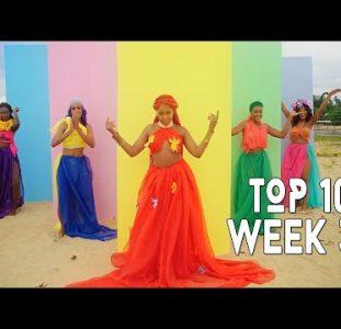 Top 10 New African Music Videos | 22 August – 28 August 2021 | Week 34