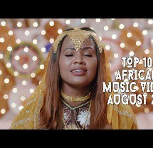 Top 10 African Music Videos | August 2021