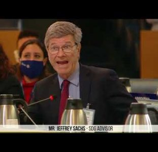 Eminent American Economist Jeffrey Sachs Exposes The Truth About How The West Is Keeping Africa Poor