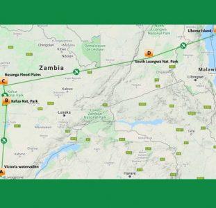Onontdekt Zambia en Lake Malawi (16 dagen)
