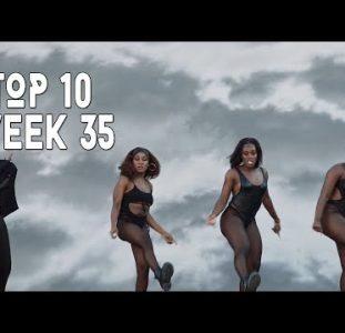 Top 10 New African Music Videos | 29 August – 4 September 2021 | Week 35